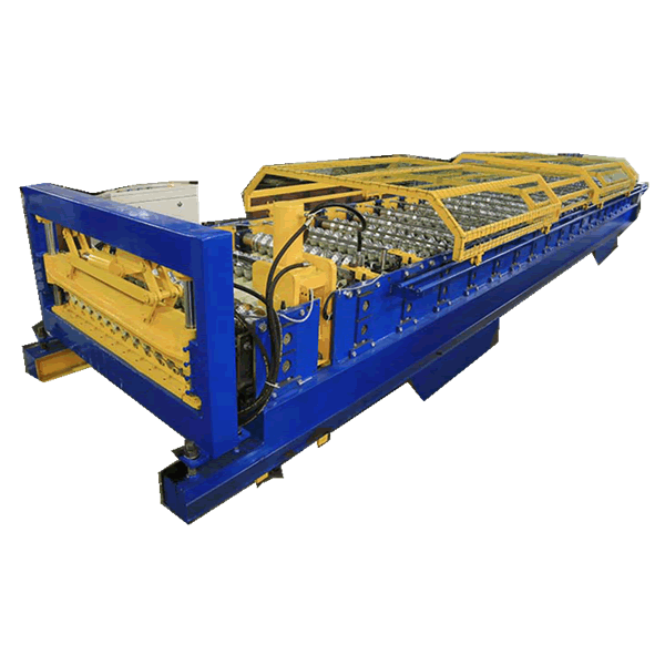 Advanced Technology With Roof Panel Roll Forming Machine