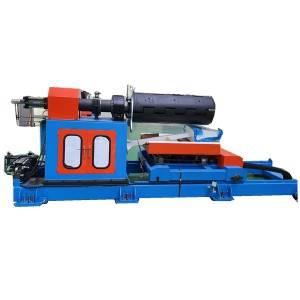 10 Ton Hydraulic decoiler mei laden auto foar de dakbedekking sheet machine