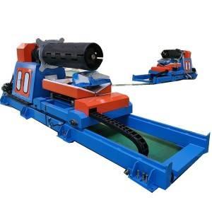 Hydraulic decoiler-3 Ton, 5 Ton, 8 Ton 10 Ton en oaren