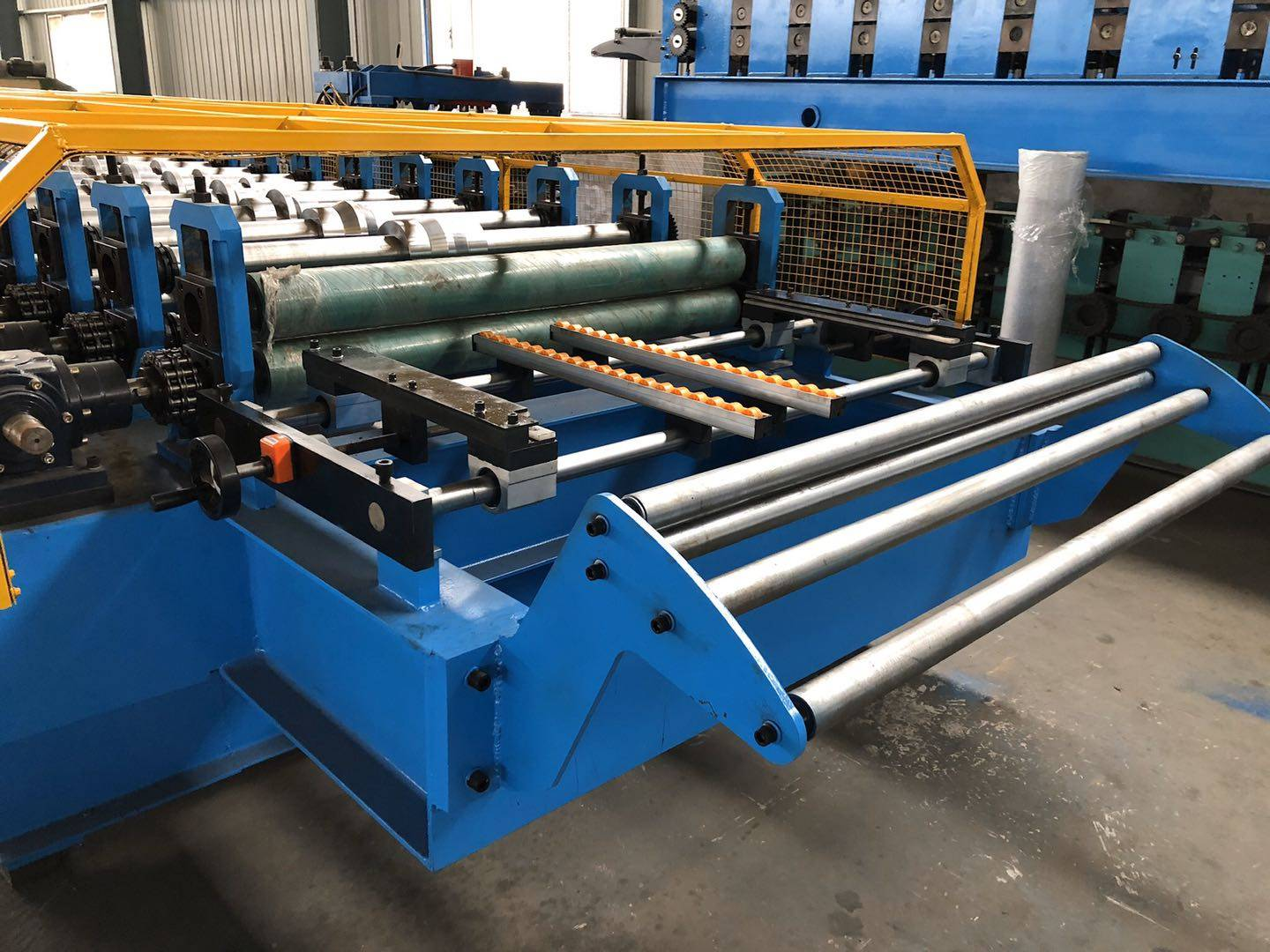 leveling roller parts