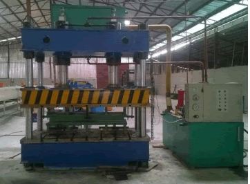 China Cheap price Hg32 Pipe Machine - Stone coated roofing machine – Zhongtuo detail pictures