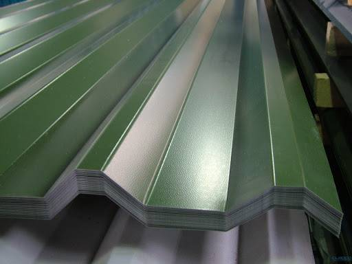 Alkyd polyester Coated Galvanized Steel Box Profile
