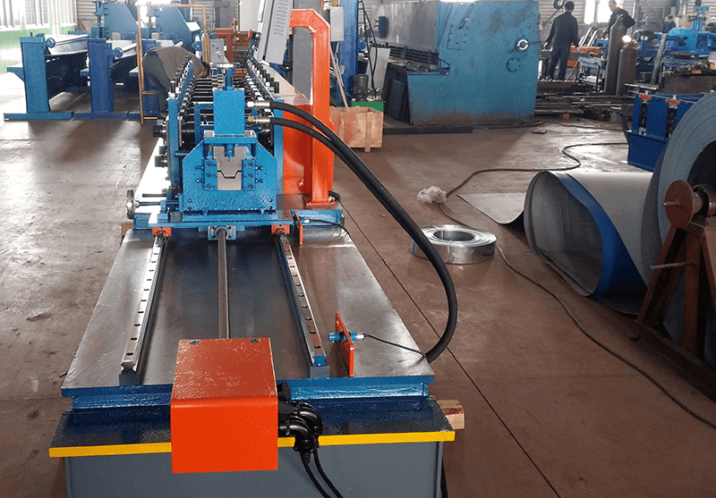 Omega Rolling Forming Machine  A