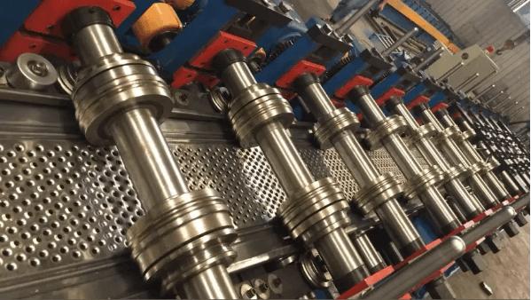 Metal Decking Machine G