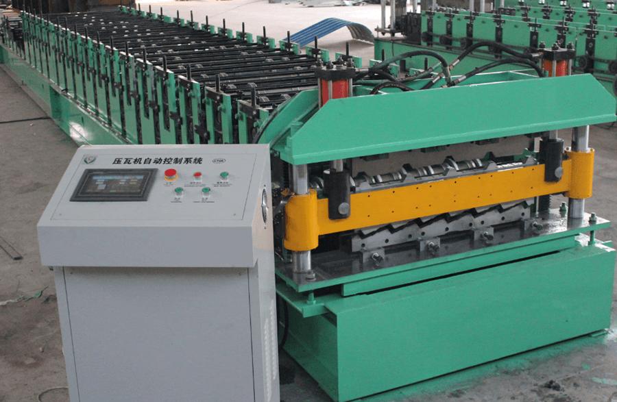 double layer machine 2