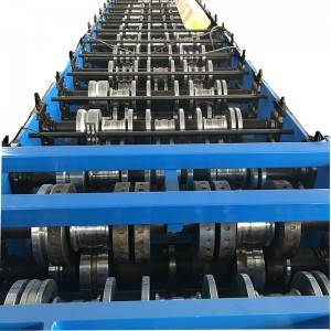 Excellent quality T Grid Making Machine - Floor decking machine – Zhongtuo