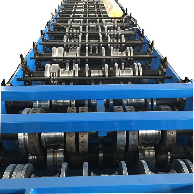 Big discounting Galvanized Sheet Roll Forming Machine - Floor decking machine – Zhongtuo