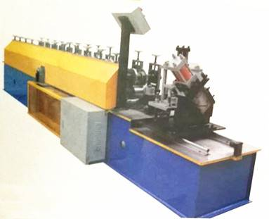 Discount wholesale Drywall Metal Stud Forming Machine - C stud and U track roll forming machine – Zhongtuo