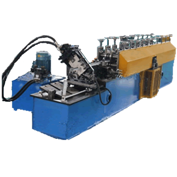 C Section Cold Roll Forming Machine / C Channel Roll Forming Machine With 1.5-3.0mm Forming Thickness