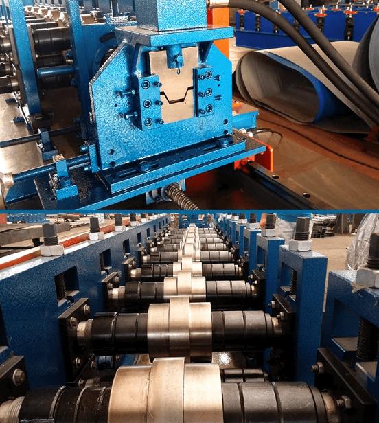 Omega Rolling Forming Machine  B