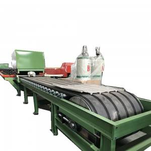 High Quality Glazed Tiles Roof Ridge Cup Roll Forming Machine - PU Sandwich Panel Making Machine – Zhongtuo