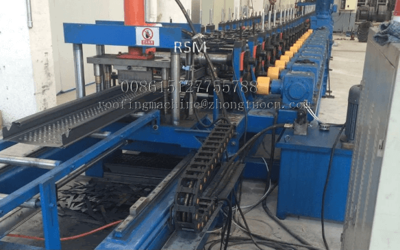 Metal Decking Machine C