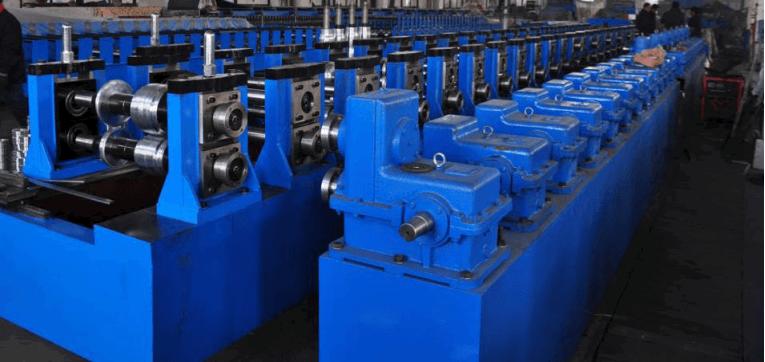 Interlocked Pipe Machine D