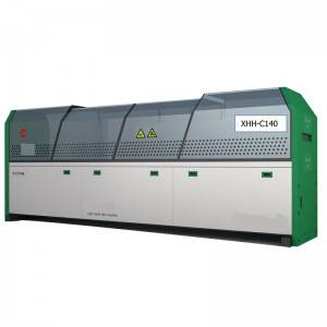 Fixed Competitive Price Steel Door Rolling Shutter Slat Machine - Light keel villa machine-140 – Zhongtuo