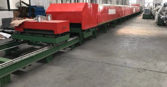 PU Sandwich Panel Making Machine D
