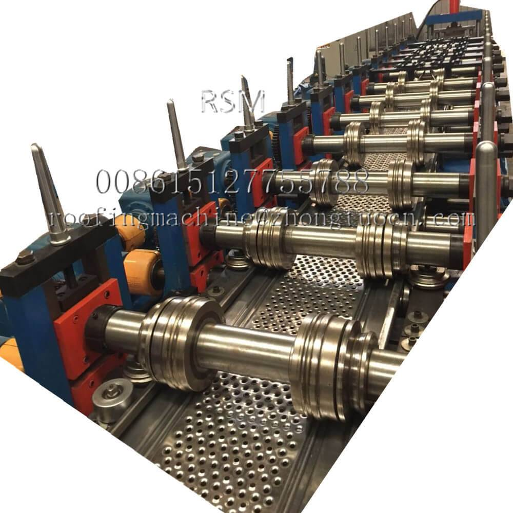 Manufacturer of Light Keel Machine - Metal Decking Machine – Zhongtuo detail pictures