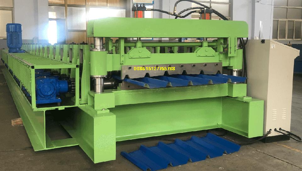 Gearbox transmission IBR metal roofing sheet machine c