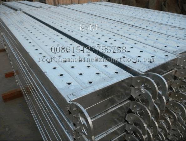 Metal Decking Machine H