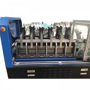 Discountable price Trapezoidal Roofing Tile Roll Forming Machine - Light frame machine – Zhongtuo