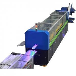 Cheapest Factory Colored Glazed Steel Roof Tile Forming Machine - Light keel villa machine-C89 – Zhongtuo