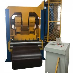 High reputation Roofing Sheet Roll Forming Machine With Auto Stacker - Punching machine – Zhongtuo