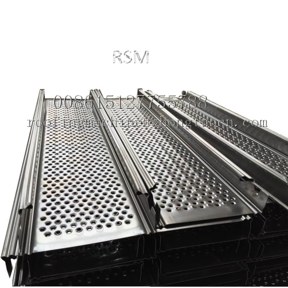 Manufacturing Companies for Floor Decking Roll Forming Machine - Metal Decking Machine – Zhongtuo detail pictures