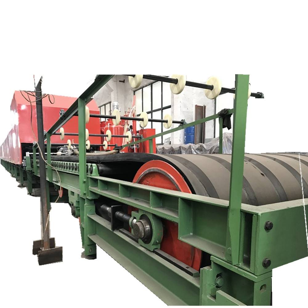 Newly Arrival Iron Roller Shutter Door Roll Forming Machine - PU Sandwich Panel Making Machine – Zhongtuo detail pictures