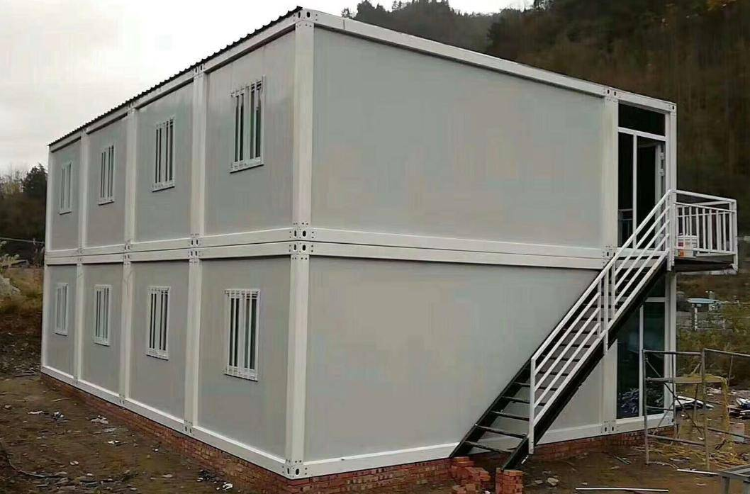 Australian specification standards shipping living container house frame making machine6