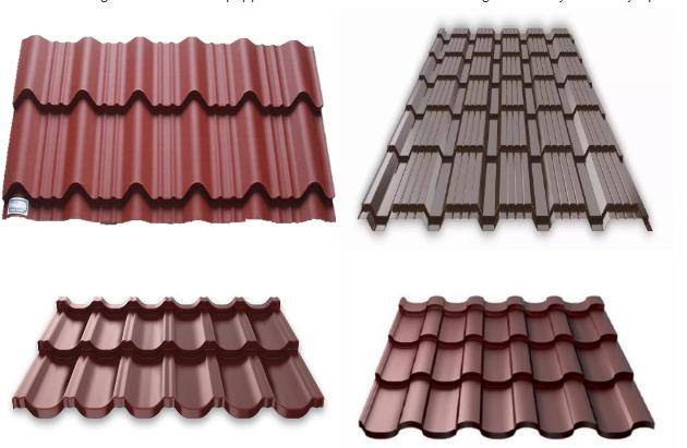 Glazed Steel Tile Making Machinery for Colored Glazed Steel Roofing Sheet5