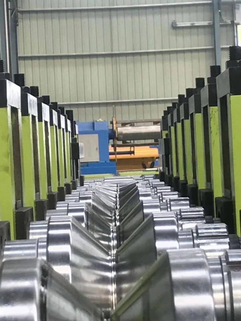 High speed thick wall angle machine (2)
