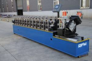 Wholesale Price China Tube Mill Making Machine - Artistic Popular Metal Stud Wall Framing machine – Zhongtuo
