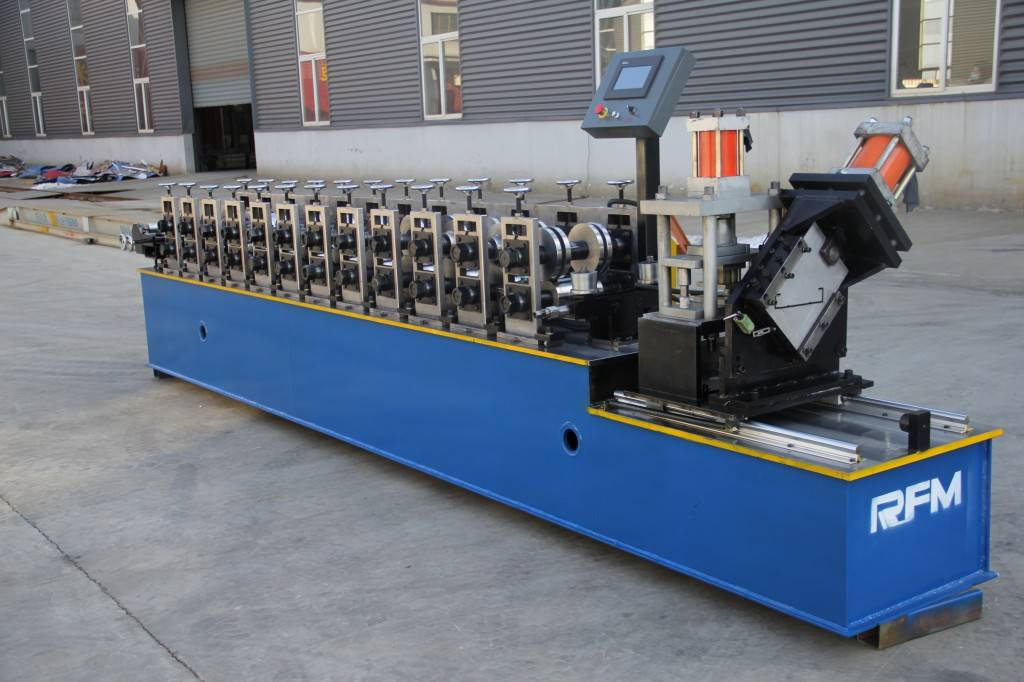 Cheapest Price Welded Tube Making Machine - Artistic Popular Metal Stud Wall Framing machine – Zhongtuo