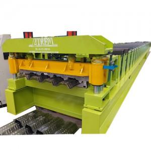 Steel Decking Floor Roll Forming Machine