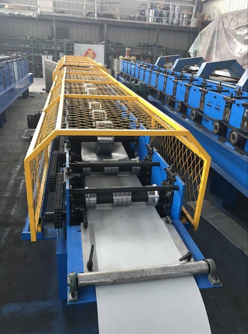 gutter machine leveling machine