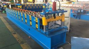 100% Original Welded Tube Production Line - Ridge Cap Machine and Product – Zhongtuo
