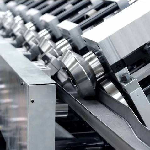 Steel frame system-rolling forming machine