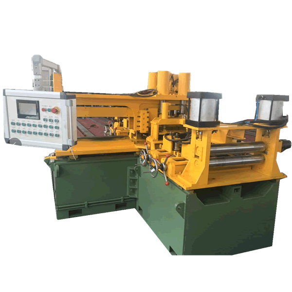 2017 Latest Design C Channel Forming Machine - Fully automatic shearing and welding system for rolling forming machine  – Zhongtuo detail pictures