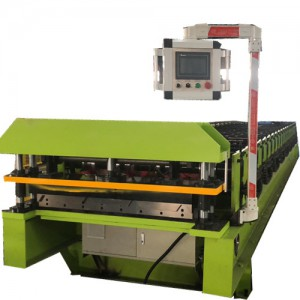 TR4-36 metal roofing sheet rolling forming machine for Peru for wall and roofing system