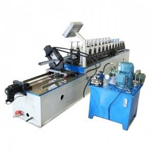 Manufacturer of Light Keel Machine - U channel machine – Zhongtuo