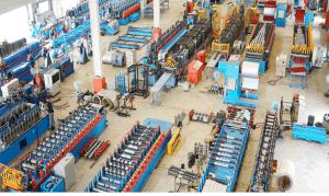 Manufacturer of Light Keel Machine - HG76 Strongen Version Welded Pipe Making Machine – Zhongtuo