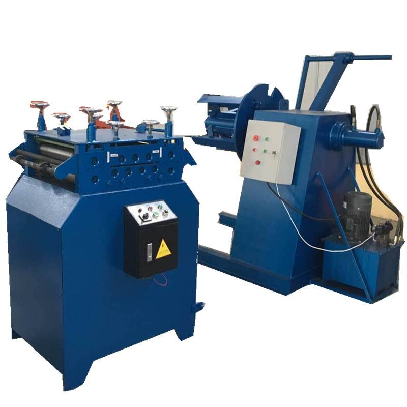 One of Hottest for L Gypsum Wall Forming Machine - Upright pillar making machine – Zhongtuo