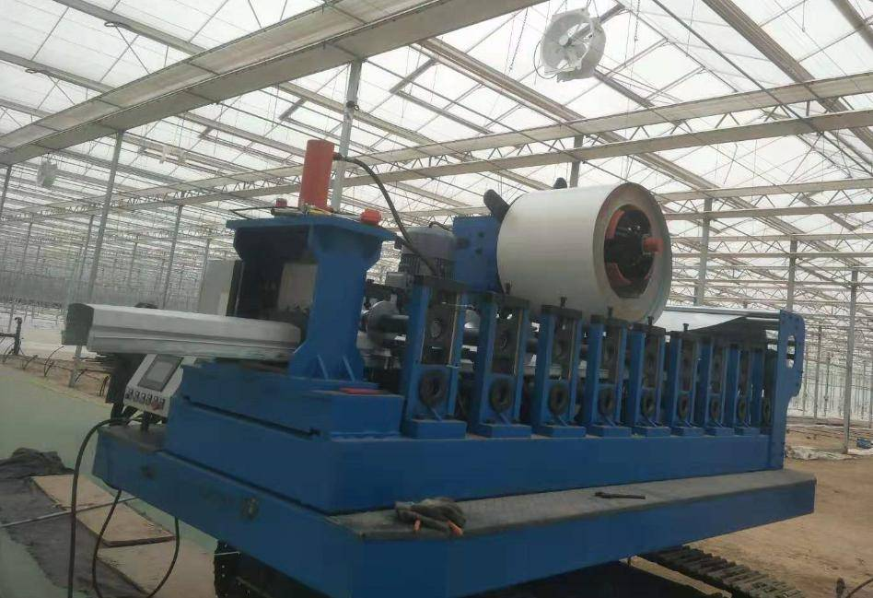 Vehicle-mounted rolling machine2