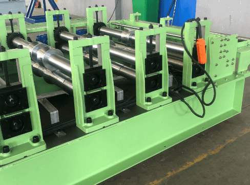 Gearbox transmission IBR metal roofing sheet machine d