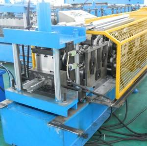 Big discounting Metal Studs And Track Machine - Fully automatic door frame making machine – Zhongtuo