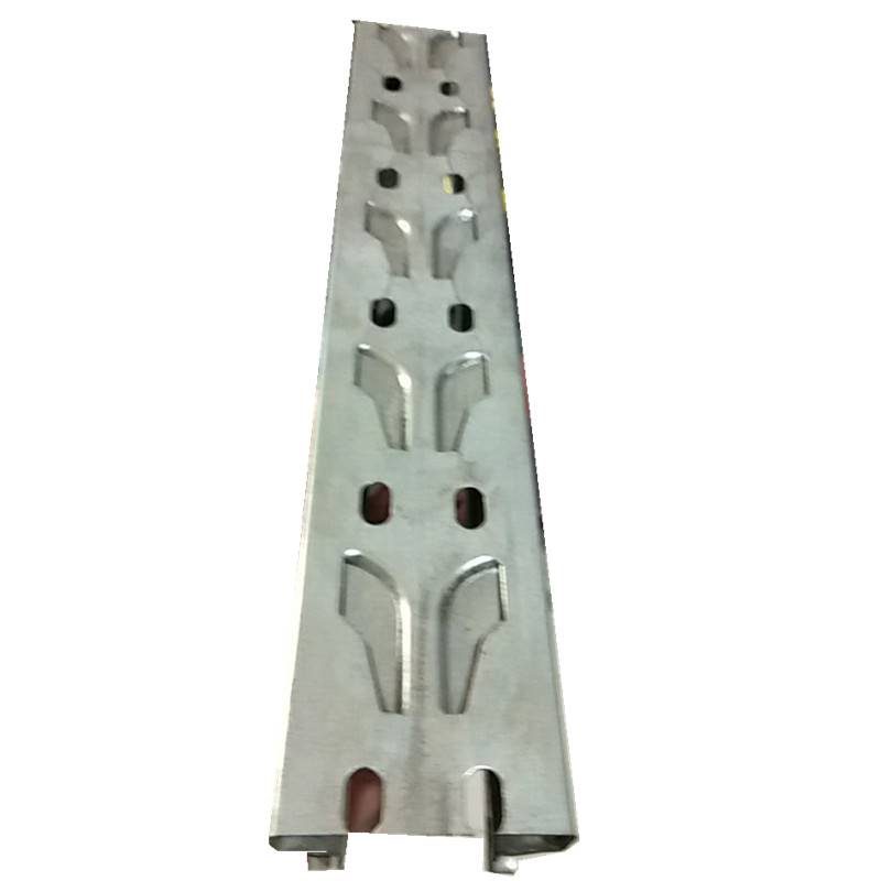 High Quality for Deck Roll Metal Forming Machine - Butterfly holes upright machine – Zhongtuo