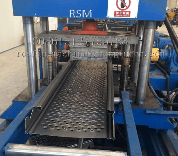 Metal Decking Machine F