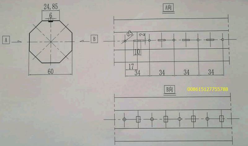 Interlocked Pipe Machine