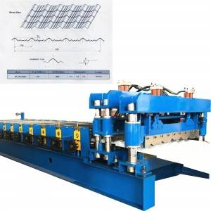 800-1000mm metal  glazed tile rolling forming machine