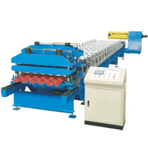 High Speed glazed tile making machine