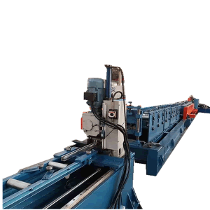 Manufacturer of Light Keel Machine - struct channel machine for cable tray   – Zhongtuo